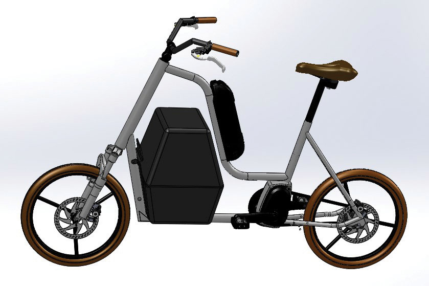e-bike-with-dog-box